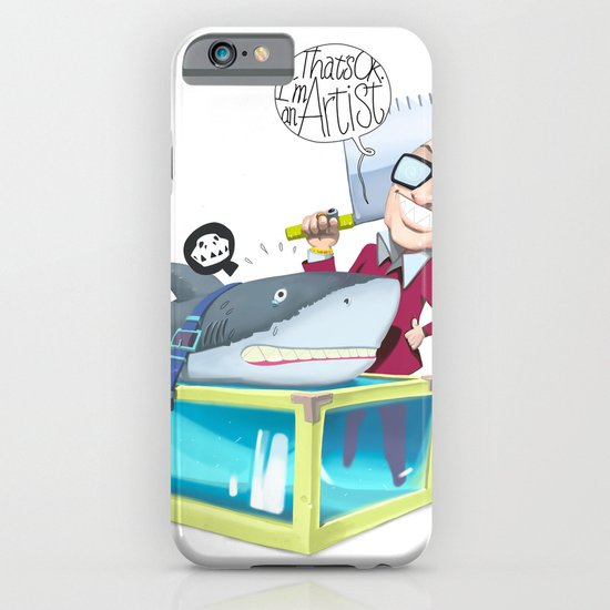 I'm an Artist. iPhone & iPod Case