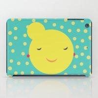 Miss Little Sunshine iPad Case