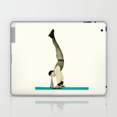 Skater Tricks Laptop & iPad Skin