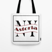 Astoria Tote Bag