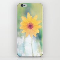 Little Flower iPhone & iPod Skin