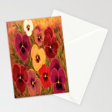 Colors of summer Stationery Cards