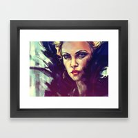 Bring me your heart... Framed Art Print