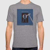 No246 My THE SHAWSHANK R… Mens Fitted Tee Athletic Grey SMALL