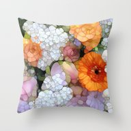 Joy Is Not In Things, It… Throw Pillow