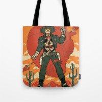 El Castigador Tote Bag