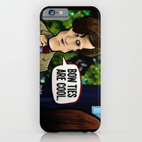 iPhone & iPod Case featuring Bow Ties are Cool. by BinaryGod.com
