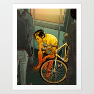The Ride (2009) Art Print