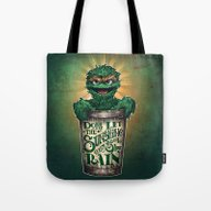 Don't Let The Sunshine R… Tote Bag