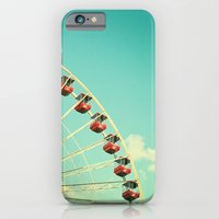 iPhone & iPod Case featuring Summer at Navy Pier by Melanie Alexandra
