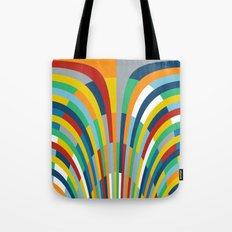 Rainbow Bricks #2 Tote Bag