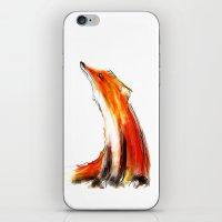 Wise Fox iPhone & iPod Skin