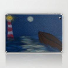 Moonlight Flare Laptop & iPad Skin