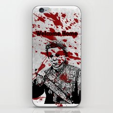 Welcome Home, Michael iPhone & iPod Skin