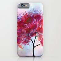 iPhone & iPod Case featuring Indian Summer by Klara Acel