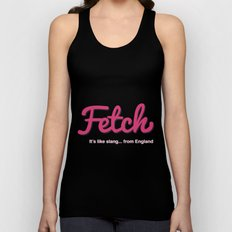 Fetch Unisex Tank Top