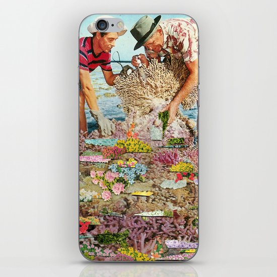 Corals iPhone & iPod Skin