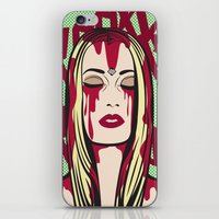 Spookify iPhone & iPod Skin