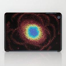 Ring Galaxy (8bit) iPad Case
