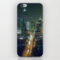Electric City 3 iPhone & iPod Skin