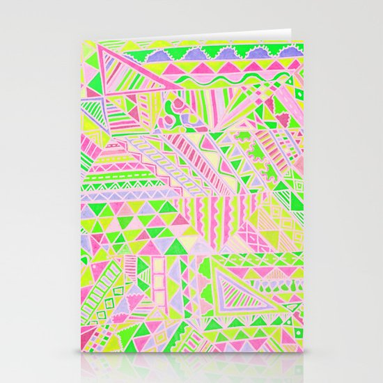 Wild One Four Stationery Card