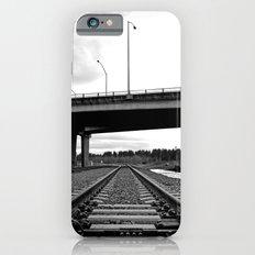 Nalley train tracks iPhone 6s Slim Case