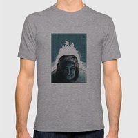 The Iceman Cometh Mens Fitted Tee Athletic Grey SMALL