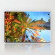 Mountain River, Fall Laptop & iPad Skin