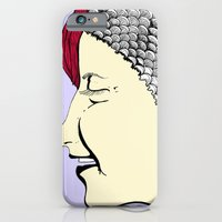 iPhone & iPod Case featuring Magdalena by Jacob Clark