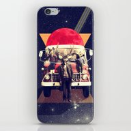 iPhone & iPod Skin featuring El Camion by Ali GULEC