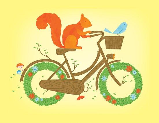 Natural Cycles Art Print