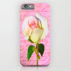 Rose Unfolding iPhone 6s Slim Case