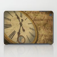 Lost Time iPad Case