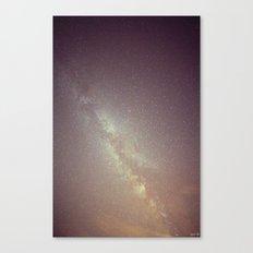 Falling Through Canvas Print