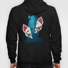 Fox Mask Hoody
