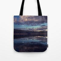 Planetary Conjunction Tote Bag