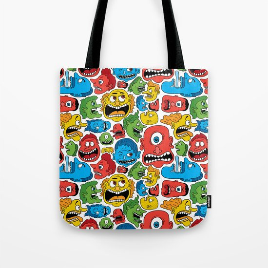 Creeps Tote Bag