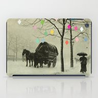 Christmas Day iPad Case