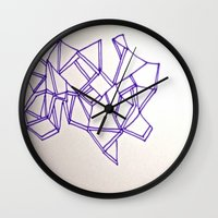 Flipped  Wall Clock