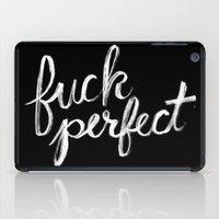 Fuck Perfect iPad Case
