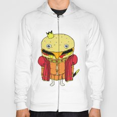 royale with cheese Hoody