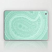 Paisley Pattern Laptop & iPad Skin