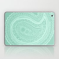 C13 paisley pattern Laptop & iPad Skin