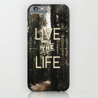 Live The Life iPhone 6 Slim Case