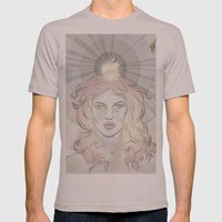 Judgment of Paris Mens Fitted Tee Cinder SMALL