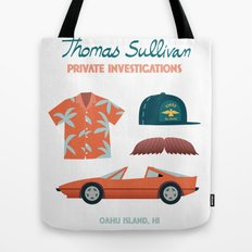 Thomas the Hawaiian PI 02  Tote Bag