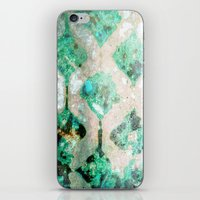 A Touch Of Geometric iPhone & iPod Skin
