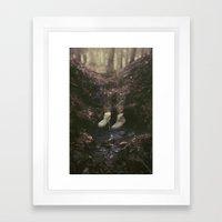 Deductive Understanding  Framed Art Print