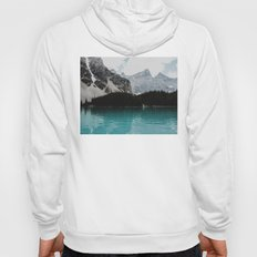 Lake Moraine, Banff National Park Hoody