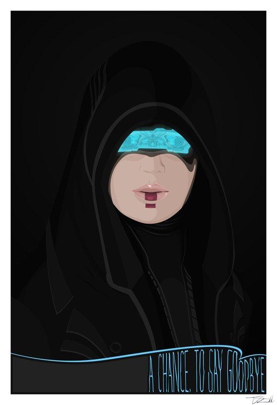 spectr.es: Kasumi Art Print